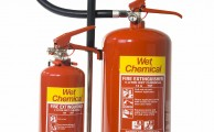 Wet Chemical (class F) Extinguishers